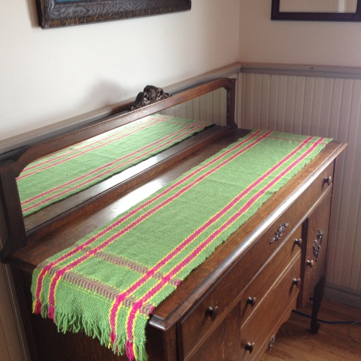 Table runners & dish towels